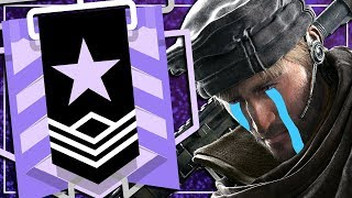 Solo To Champion: Don't Deserve Diamond - Rainbow Six Siege