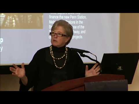 NYMTC's 2018 Annual Meeting - Partnership for New York City's Kathryn S. Wylde - Feb. 27, 2018