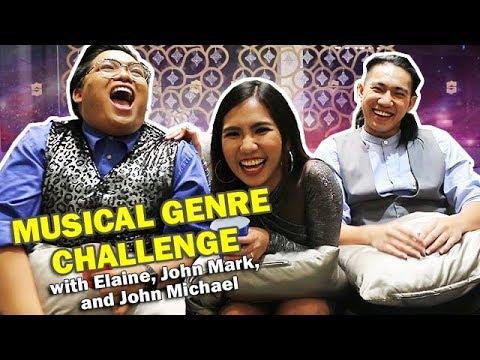 Musical Genre Challenge
