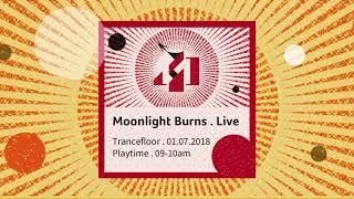 Moonlight Burns   Live @ Fusion Festival 2018