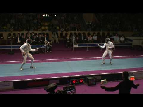 20090525 mf St.Petersburg semifinal SEDOV Artem RUS 11 vs OTA Yuki JPN 15 part 2/2
