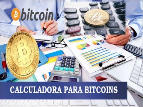 Como Saber Cuantos Dolares En Bitcoin Tengo I Calculadora Para