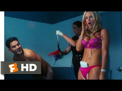 Dirty Love (8/9) Movie CLIP - A Body Cavity Search (2005) HD