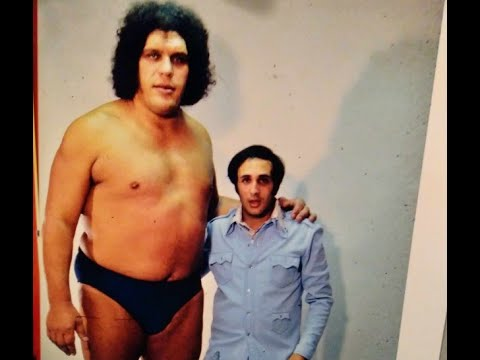 CATCHING UP WITH THE DAUGHTER OF ANDRE THE GIANT...BILL APTER REPORTING