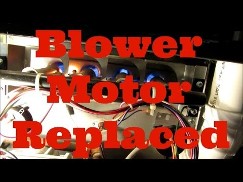 hqdefault furnace blower motor replacement on goodman gms90904cxa youtube