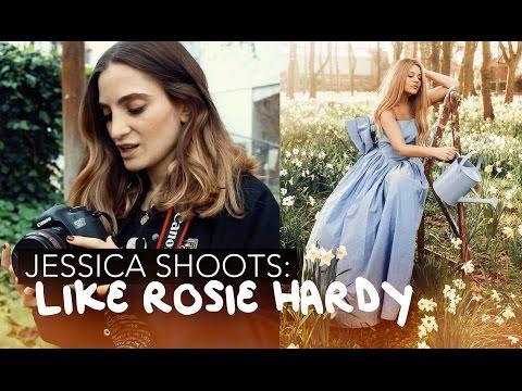 JESSICA SHOOTS: LIKE ROSIE HARDY