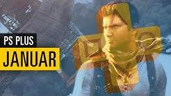 PlayStation Plus Januar 2020 | Die Gratisspiele im Januar
