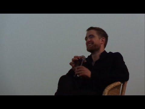 Robert Pattinson - screening de Good Time - Lisbon & Sintra Film Festival, em Portugal (25-11-2017)