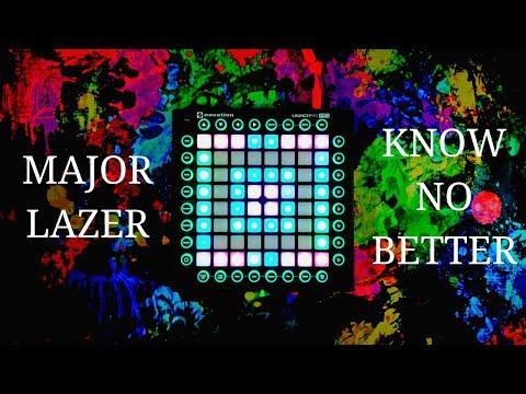 Major Lazer - Know No Better (feat. Travis Scott, Camila Cabello & Quavo) // Launchpad Cover