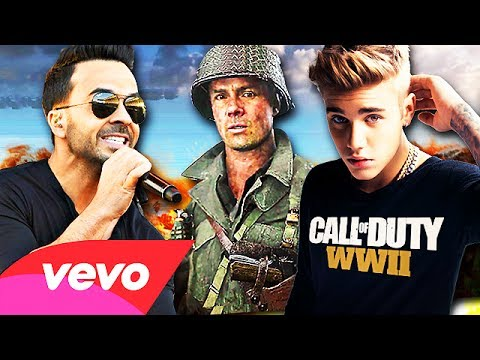 Call of Duty WWII - DESPACITO SONG PARODY! (Luis Fonsi ft. Daddy Yankee)