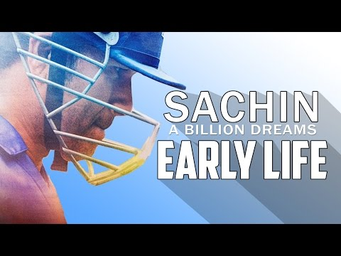 Sachin : A Billion Dreams | Full Biography | Early Life