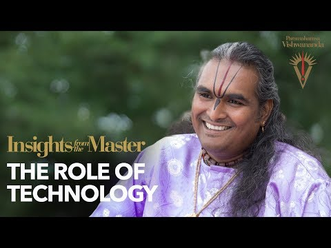 Spirituality & Technology | Insights from the Master