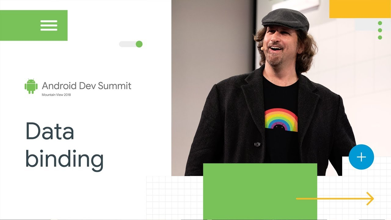 Level Up with Data Binding (Android Dev Summit '18)