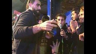 مصر العربية |  شيكابالا وباسم مرسي ونجوم الزمالك ترقص على انغام يا ابن دمى