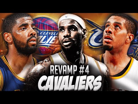 NBA2K16 MyLEAGUE - Revamping the CLEVELAND CAVALIERS! LeBron James & Ben Simmons???