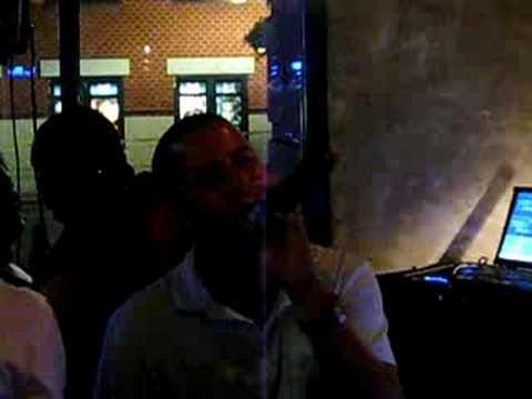 Christian Karaoke SBC Stamford 8.7.08