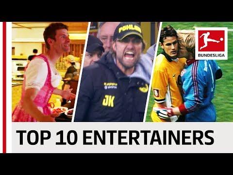 Bailey, Müller, Ribery and More - Top 10 Bundesliga Entertainers