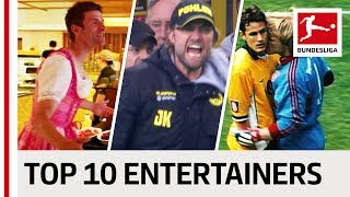 Bailey, Müller, Ribery and More - Top 10 Greatest Bundesliga Entertainers