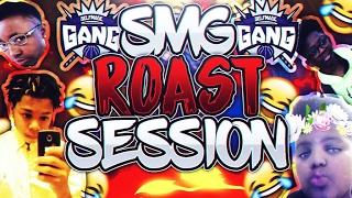 SMG FACE REVEAL/ROAST SESSION Pt. 1 LMFAO!! - NBA 2K17 MYPARK
