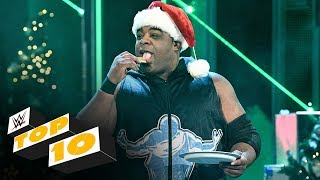 Top 10 NXT Moments: WWE Top 10, Dec. 25, 2019