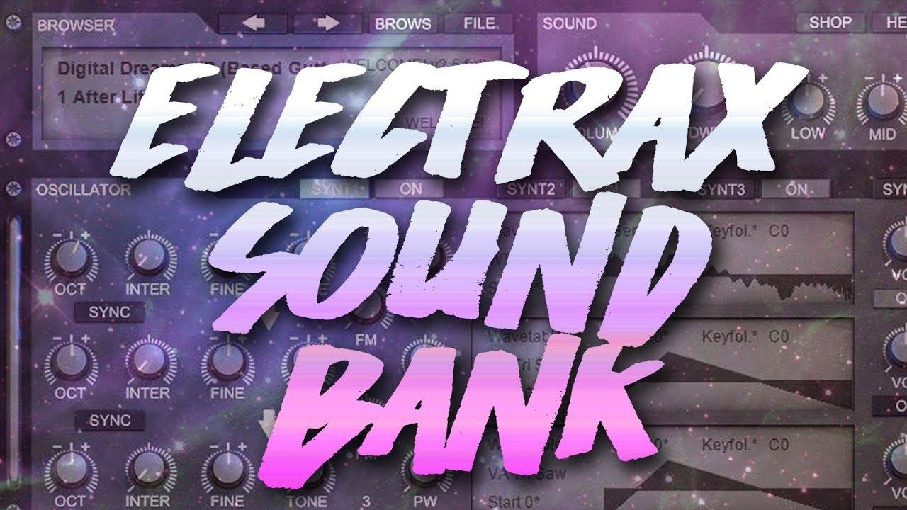 Based Gutta ElectraX Bank: Digital Dreams - Preview