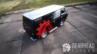 Gearhead Flicks Custom Early Econoline Van