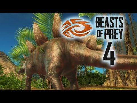 Stegosaurus - Beasts of Prey: Gameplay - Episode 4