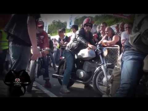 Glemseck 101 2014 - Drivers & Bikes - 101 Cafe Racer Spirit 32 - 1/8 Mile Race