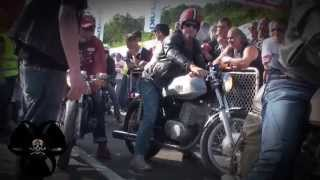 Glemseck 101 2014 - Drivers & Bikes - 101 Cafe Racer Spirit 32 - 1/8 Mile Race
