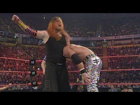 Jeff Hardy vs. Johnny Nitro - Intercontinental Title Ladder Match: Raw, Nov. 13, 2006 on WWE Network
