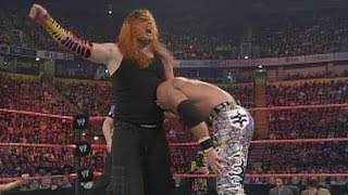 Jeff Hardy vs. Johnny Nitro - Intercontinental Title Ladder Match: Raw, Nov. 13, 2006 on WWE Network