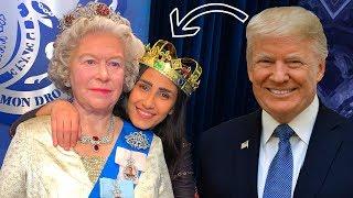 قابلنا دونالد ترامب و شخصيات مشهورة😍 جورجيو خاف😩 ايش صار !!