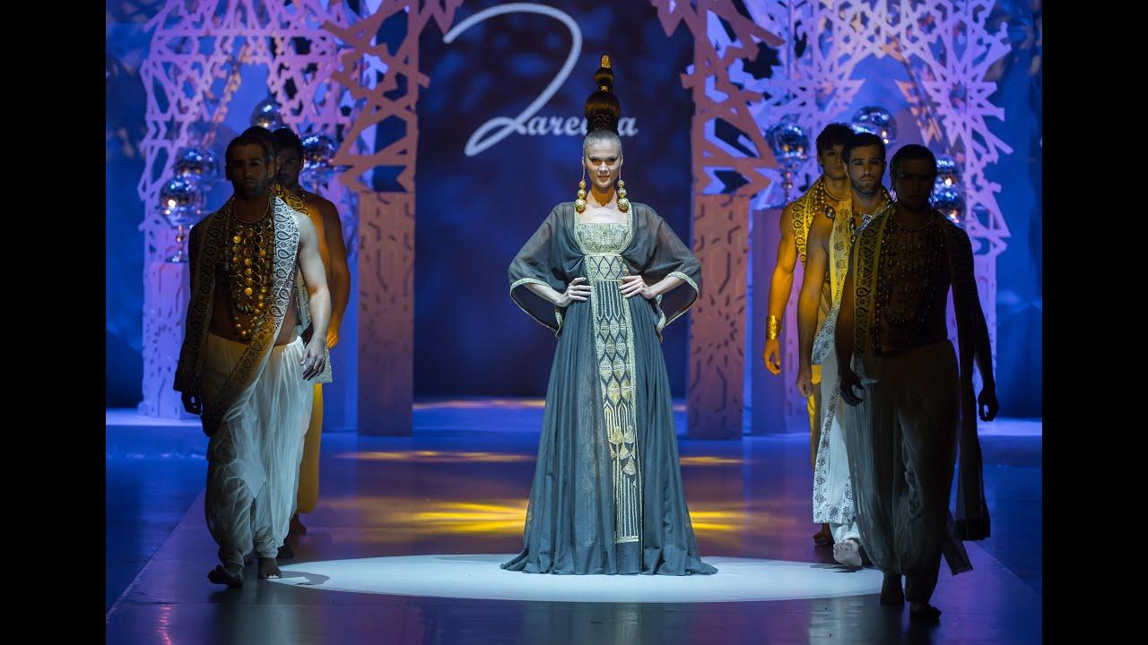 Zareena Fashion Forward Show Dubai Season 4 Youtube