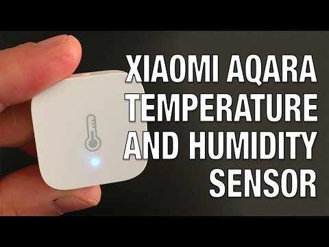 Xiaomi Aqara Temperature and Humidity Sensor Review