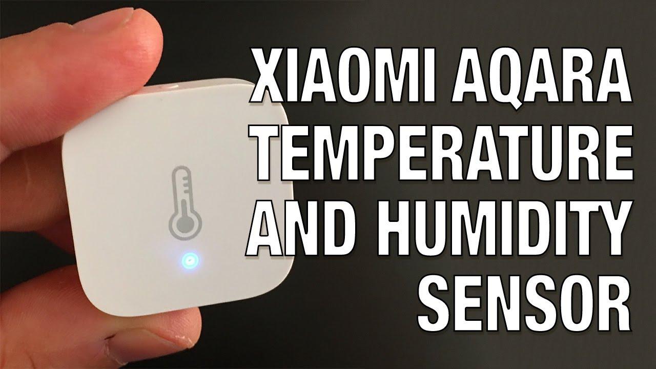 Xiaomi Aqara Temperature and Humidity Sensor Review
