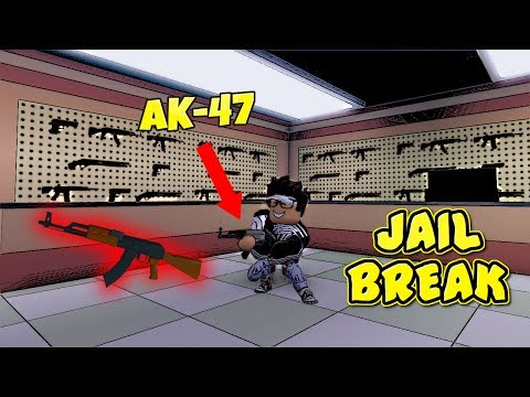 AK-47, GUN SHOP & MORE!!! (ROBLOX...
