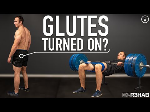 Gluteal Amnesia (GLUTES TURNED ON?)