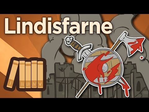 Lindisfarne  - An Age Borne in Fire - Extra History