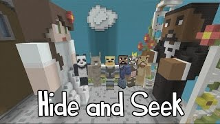 Minecraft Xbox - Hide and Seek - The Big Wedding