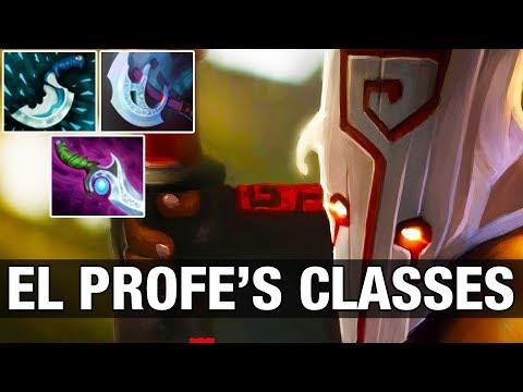 EL PROFE'S CLASSES - SmAsH 9.2K Plays Juggernaut - Dota 2