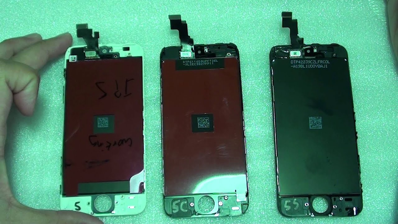 iphone 5 compared to iphone 5s iphone 5 5c 5s screen comparison and differences 6693