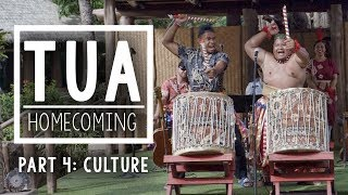 TUA | Homecoming - Part 4: Tua Tagovailoa and teammates take over Oahu's Polynesian Cultural Center