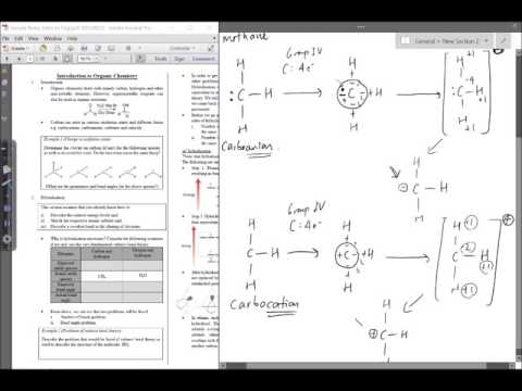 Introduction to Organic Chemistry (Sample)