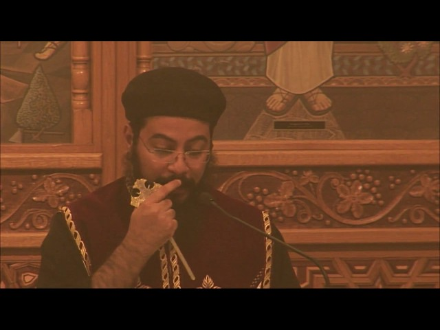 The parable of the Sower (Arabic Sermon) Fr. Rewes Antoun
