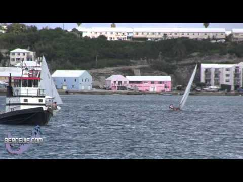 #2 Fitted Dinghy Racing In St George's Harbour, Sept 16 2012
