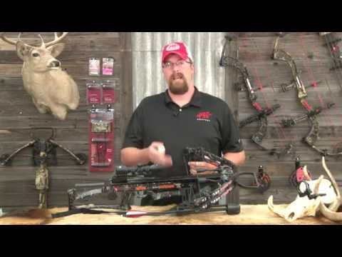 Lubing your Crossbow with CrossbowWax