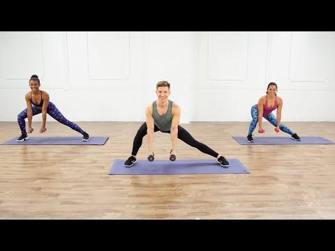 Sneak Peak: 30-Minute Full-Body Cardio & Toning Workout From Jake DuPree