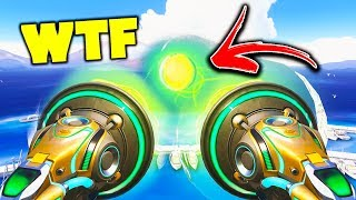 This OP Lucio Trick Worked TWICE in 0.98 Seconds!! - Overwatch Funny Moments & Best Plays #102