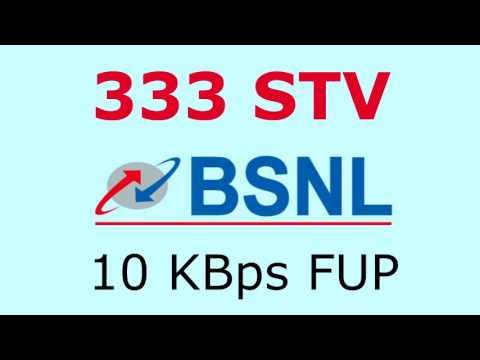 BSNL 333 PLAN STV DETAILS: 270GB Triple Ace Plan Recharge