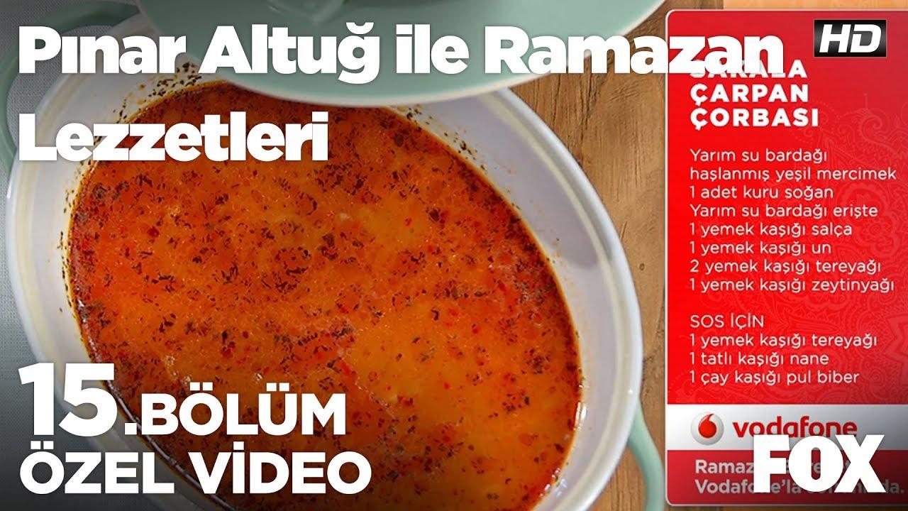 Ramazanlık Mercimek Çorbası Tarifi